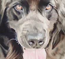 """Newfoundland"" Watercolor by Paul Jackson"
