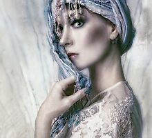Opal Woman by Jennifer Rhoades
