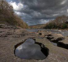 Aysgarth Falls 4 by Paul Thompson Photography