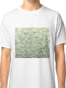Pic Your Brain Coral (Natural) Classic T-Shirt