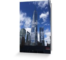 Freedom Tower, NYC Greeting Card