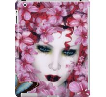 Madame Butterfly  iPad Case/Skin