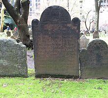 Trinity Church Cemetery, NYC by Lagoldberg28
