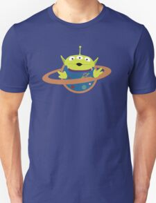 De-Su Art Alien Unisex T-Shirt