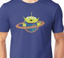 De-Su Art Alien Unisex T-Shirt