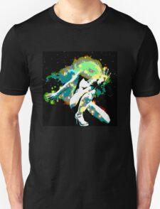 Galaxy Girl Unisex T-Shirt