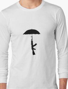 AK 47 Umbrella T-Shirt