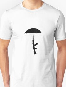 AK 47 Umbrella Unisex T-Shirt