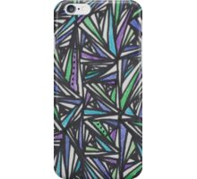 feather lines iPhone Case/Skin