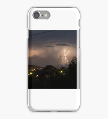 Anzac day storm iPhone Case/Skin