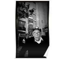 Street Portrait # 2 Poster