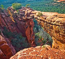 Sedona, Devils Bridge by photosbyflood