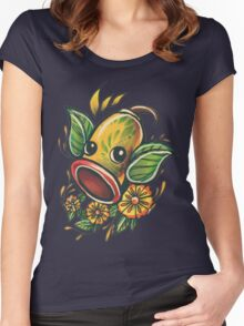 Weepinbell  Women's Fitted Scoop T-Shirt