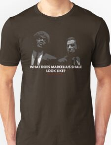 What Does Marcellus Shale Look Like? T-Shirt