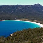 Wineglass Bay by John Vriesekolk