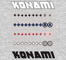 Konami Code by incurablehippie