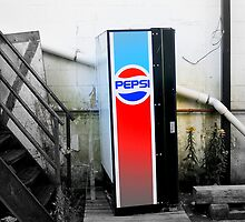 Loan Pepsi Machine by rtographsbyrolf