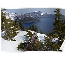 Crater Lake, Oregon Poster