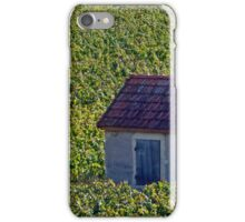 Vineyard Hut iPhone Case/Skin