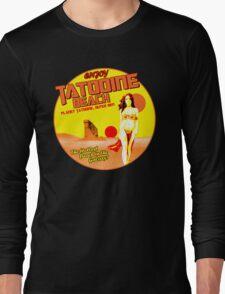 Tatooine Beach Long Sleeve T-Shirt