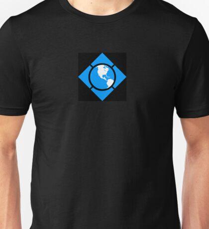 World of Tech Black Unisex T-Shirt