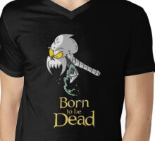 Born to be Dead-  Mecha-Snakes Mens V-Neck T-Shirt