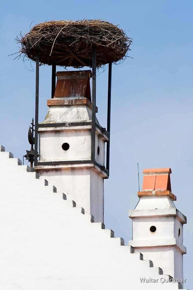 Stork's Nest by Walter Quirtmair
