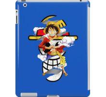 One Piece Luffy iPad Case/Skin