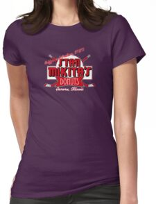 Stan Mikita's Womens Fitted T-Shirt