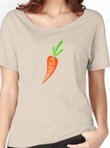 Carrot Powers. Women's Relaxed Fit T-Shirt