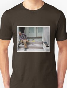 Work To Do - On The Level Unisex T-Shirt