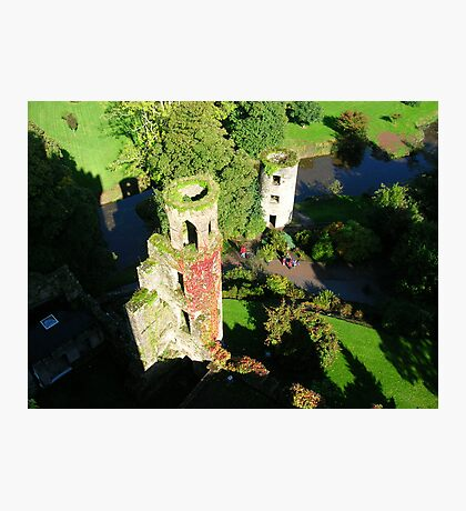 VIEW FROM BLARNEY Photographic Print