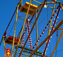 Ferris Wheel by Gennine Blanning