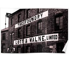 Lott and Walne Poster