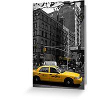 NYC 05 Greeting Card