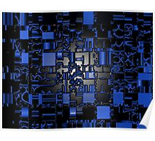 Circuitry iPhone / Samsung Galaxy Case Poster