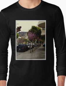 It's Plum Springtime Long Sleeve T-Shirt