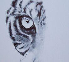 Sumatran Tiger by molliekathleen