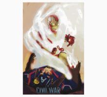 Avengers Civil War  by SteelGhost