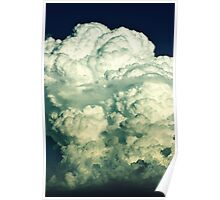 Fantasy Clouds Poster