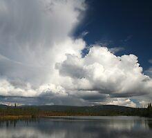 Towering cumulonimbus by zumi