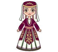 Armenian girl by ZoyaMiller