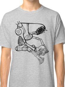 far future vector illustration version Classic T-Shirt