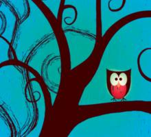hoohoo II - tee Sticker