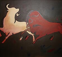 Bullfight 2 by taiche