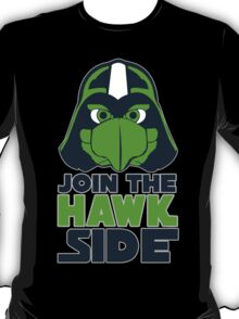 Join The Hawk Side - Funny Tshirts T-Shirt