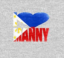 Vintage Grunge I Love Manny Pacquiao Unisex T-Shirt