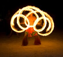 Fire Dancer 2 by JennyLee