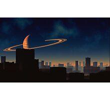 Skyline - Titan City Photographic Print