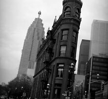 Flatiron Building by Caroline Fournier